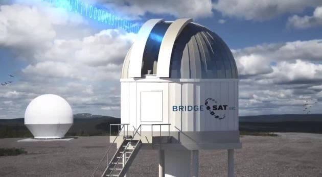 BridgeSat ground station